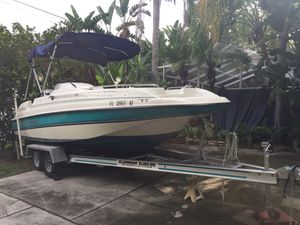 Bayliner Rendezvous 2109 Deck Boat for Sale in Safety Harbor, FL