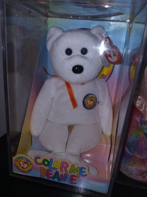 Rare color me Beanie baby for Sale in Wayne, MI