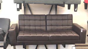 Brown coaster futon $379 for Sale in Houston, TX