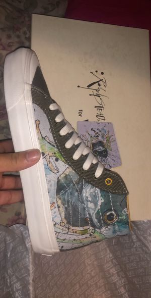 """Ralph Steadman """"Frog"""" Vans for Sale in The Bronx, NY"""