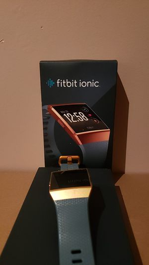 Fitbit ionic for Sale in Bronx, NY