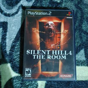 """Silent Hill 4 """"Reproduction Case Only"""" for Sale in Rio Vista, CA"""