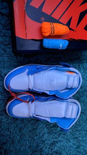 Off white Jordan 1s UNC BRAND NEW SIZE 8 hmu for Sale in Orlando, FL