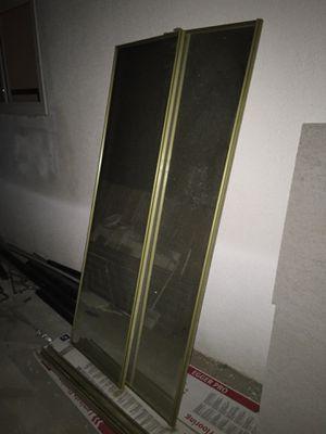 sliding mirror closet door for Sale in Shadow Hills, CA