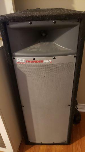 MTX Pro Thunder TP2400 (pair) for Sale in Slidell, LA