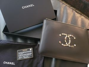 Brand New Never Used Authentic Chanel Pouch! for Sale in Tolleson, AZ