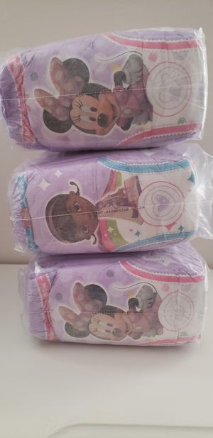 Huggies Girls pull ups 3T-4T for Sale in New York, NY