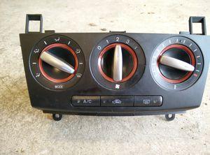 07-09 Mazda 3 AC heat temperature climate control switch for Sale in Everett, WA