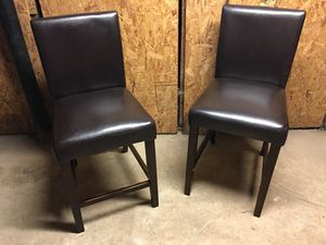 Leather high chairs for Sale in Atlanta, GA