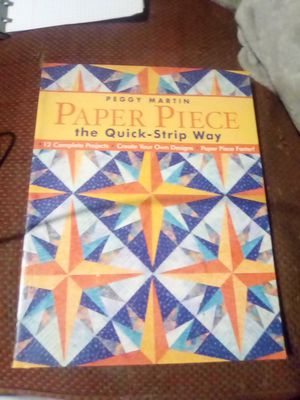 Quilting Book for $5 for Sale in Peoria, IL