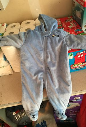 NWT 3-6 month warm winter Snuggie for Sale in Everett, WA