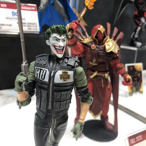 DC Multiverse Batman WHITE KNIGHT wave - JOKER ( Jack Napier ) Action Figure for Sale in Los Angeles, CA
