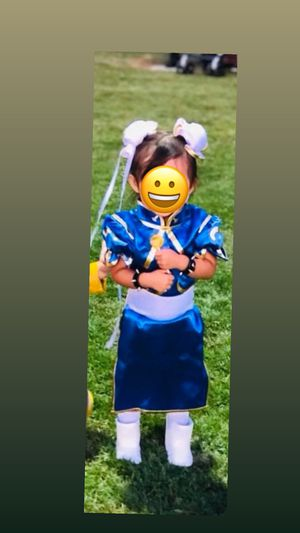Kid Chun Li costume for Sale in Hacienda Heights, CA