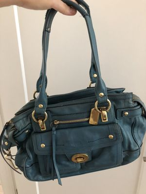 Teal Coach Bag for Sale in Tampa, FL