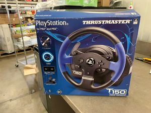 Play station wheel T150 for Sale in Phoenix, AZ