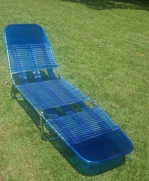 Adjustable Lounge Chair for Sale in Atlanta, GA