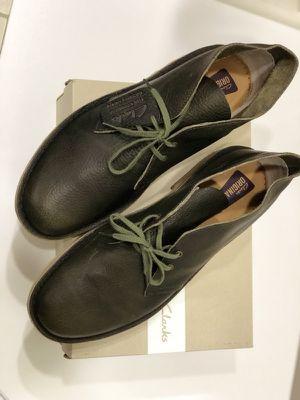 Men's Clarks Desert Chukka Boots leather for Sale in Miami, FL