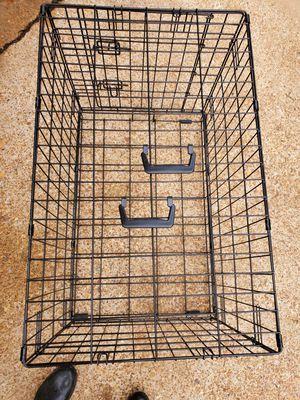 Small- medium size dog crate for Sale in Huntsville, AL