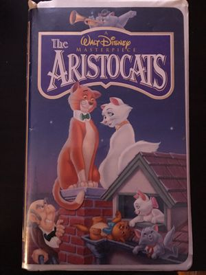 The Aristocats VHS tape for Sale in Pasco, WA