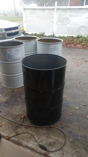 55 Gallon burn barrels for Sale in Chesapeake, VA