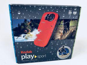 Kodak Play Waterproof Pocket Video Camera (Black) for Sale in Lynchburg, VA