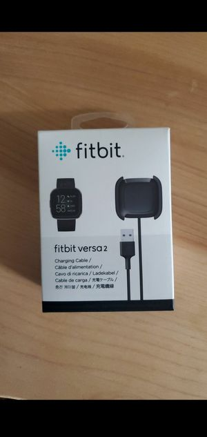 Fitbit versa 2 charger for Sale in Denver, CO