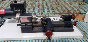Sherline mini metal lathe. As new shape. for Sale in Lakewood, CO