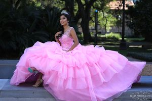 Pink quinceanera dress for Sale in League City, TX