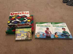 Math games for kids for Sale in Boulder, CO