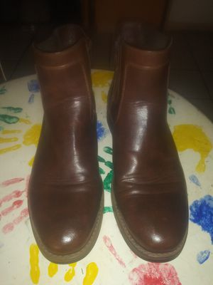 Brown marc anthony men boots size 13m. for Sale in Carrollton, TX