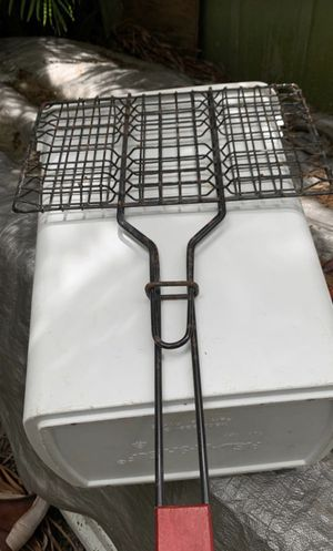 Grill Basket For BBQ grill for Sale in Pinecrest, FL