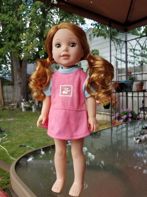 Doll American Girl wellie Wisher Willa for Sale in Toledo, OH