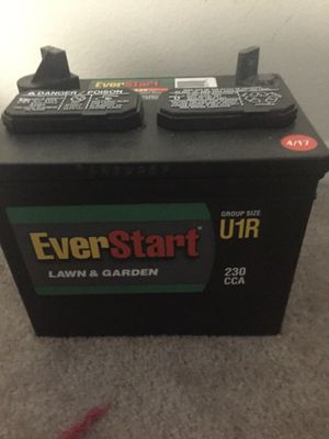 Ever start battery for Sale in Columbus, OH