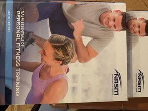NASM PERSONAL TRAINING SIXTH EDITION for Sale in Santa Ana, CA