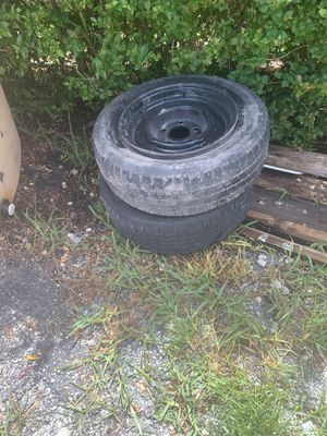 Trailer tires rims for Sale in Homestead, FL