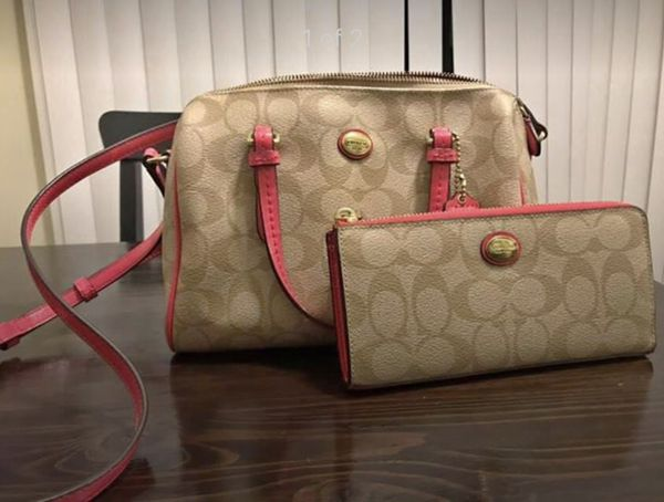 Like New - Coach Purse and Wallet