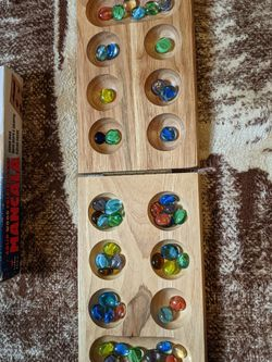 Mancala Wood Folding Game for Sale in Portland,  OR
