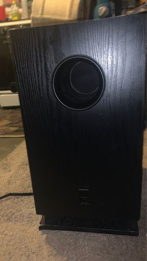 Onkyo subwoofer for Sale in Lithonia, GA