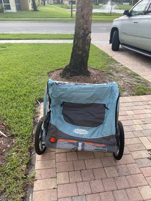 Bike trailer for Sale in Boynton Beach, FL