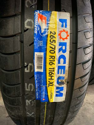 2657016 BRAND NEW SET OF TIRES BRAND NEW for Sale in Phoenix, AZ