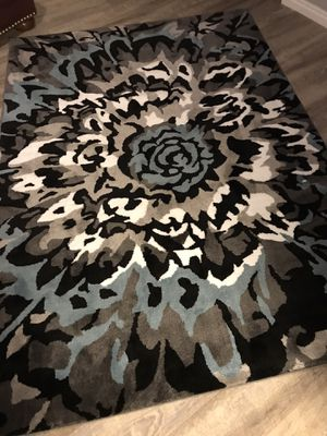 Area rug 5x7.5 almost new for Sale in Las Vegas, NV