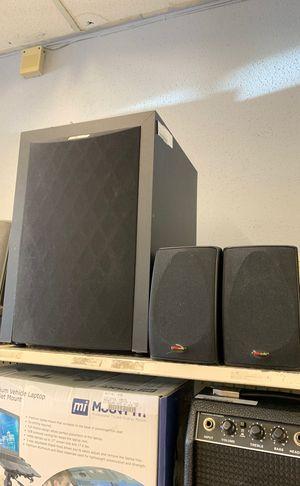 Polk audio sound system for Sale in Austin, TX