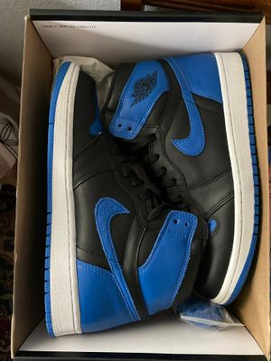 JORDAN 1 royal for Sale in Forest Grove, OR