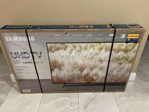 Price firm Samsung 55 inch 4K smart TV for Sale in Hialeah, FL