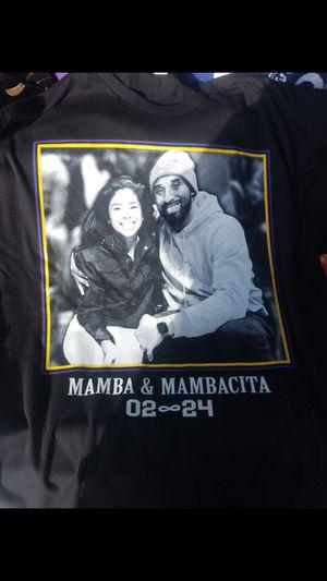 Kobe Bryant memorial shirt for Sale in Los Angeles, CA