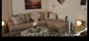 L shape sofa set for Sale in North Miami Beach, FL