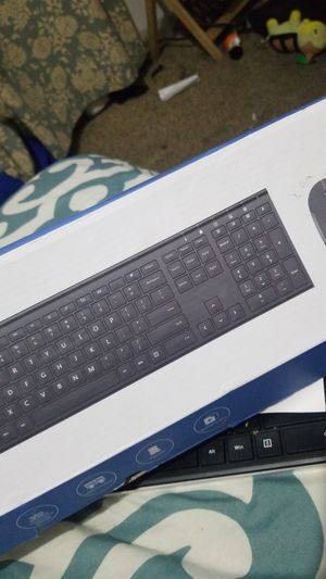 Wireless keyboard and mouse for Sale in Fresno, CA