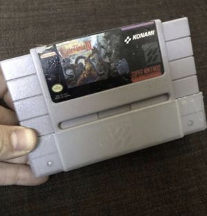 Super Castlevania IV Super Nintendo SuperNES Game. Original/Works! Christmas Santa Gift! for Sale in Henderson, NV