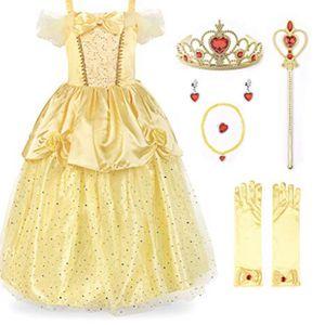 Jerris Apparel girls princess dress size 8 new for Sale in Calimesa, CA