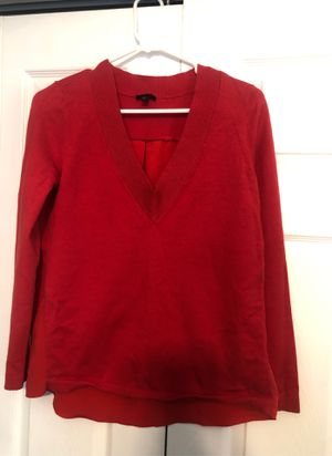 Red Sweater XS-S for Sale in Alexandria, VA